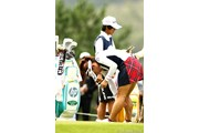 2012年 ミヤギテレビ杯ダンロップ女子オープンゴルフトーナメント 2日目 有村智恵