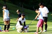 2012年 ミヤギテレビ杯ダンロップ女子オープンゴルフトーナメント 2日目 岸部桃子