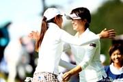 2012年 ミヤギテレビ杯ダンロップ女子オープンゴルフトーナメント 2日目 森田理香子 若林舞衣子