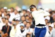 2012年 ミヤギテレビ杯ダンロップ女子オープンゴルフトーナメント 2日目 森田理香子