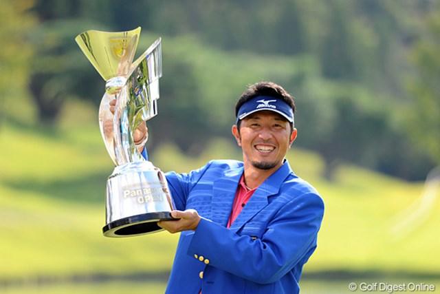 小林正則/アジアパシフィックオープンゴルフチャンピオンシップ パナソニックオープン最終日 最終日に「62」の大逆転で通算2勝目を飾った小林正則