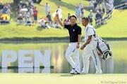 2012年 アジアパシフィックオープンゴルフチャンピオンシップ パナソニックオープン 最終日 上平栄道