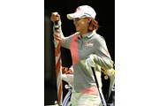 2012年 日本女子オープンゴルフ選手権競技  事前 チェ・ナヨン