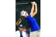 2012年 日本女子オープンゴルフ選手権競技 初日 キム・インキョン
