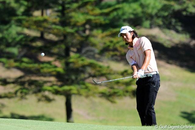 2012年 コカ・コーラ東海クラシック 2日目 石川遼 4バーディ、6ボギーというダイナミックなゴルフでトータル3オーバー。明日は朝8時のトップスタートです…。僕らはホテルを6時に出ます…。30位T