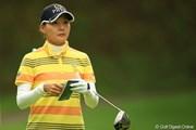 2012年 日本女子オープンゴルフ選手権競技 2日目 金ナリ