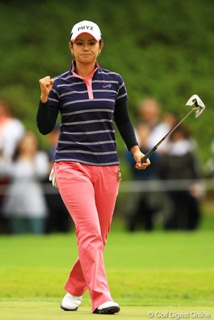 2012年 日本女子オープンゴルフ選手権競技 2日目 宮里藍 宮里藍