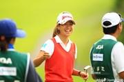 2012年 日本女子オープンゴルフ選手権競技 2日目 木戸愛