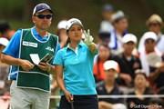 2012年 日本女子オープンゴルフ選手権競技  3日目 宮里藍