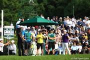 2012年 日本女子オープンゴルフ選手権競技  3日目 第1組