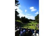 2012年 日本女子オープンゴルフ選手権競技  3日目 14番ホール