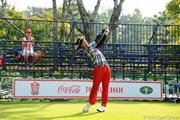 2012年 コカ・コーラ東海クラシック 最終日 無観客試合5