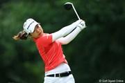 2012年 日本女子オープンゴルフ選手権競技 最終日 黄アルム