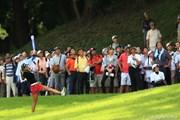 2012年 日本女子オープンゴルフ選手権競技 最終日 木戸愛