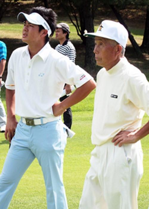 ツアー最年長71歳の杉原輝雄は、17歳の石川遼を引き合いに出しつつ自身もツアーの人気を支える 杉原輝雄と石川遼