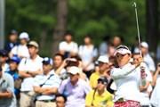 2012年 日本女子オープンゴルフ選手権競技 最終日 有村智恵