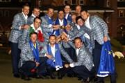 2012年 ライダーカップ 最終日 欧州選抜