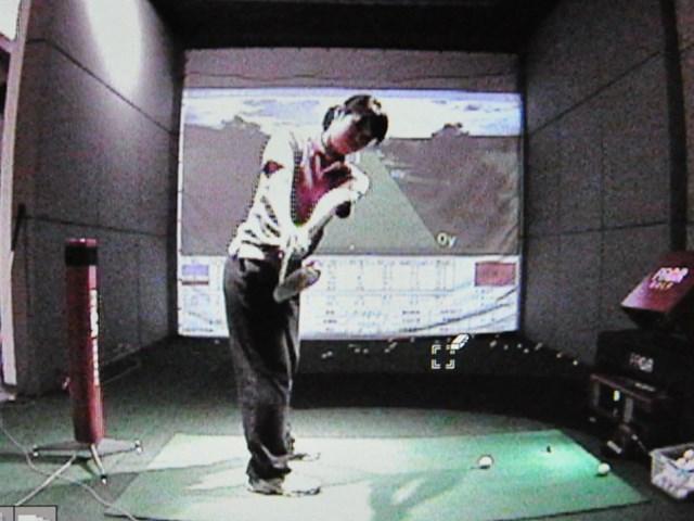 ゴルフ部Kさん 5-2