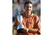 2003年 全英オープン 最終日 ベン・カーティス