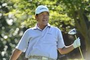 2012年 日本プロゴルフシニア選手権大会  2日目 室田淳
