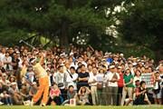 2012年 キヤノンオープン 3日目 丸山茂樹