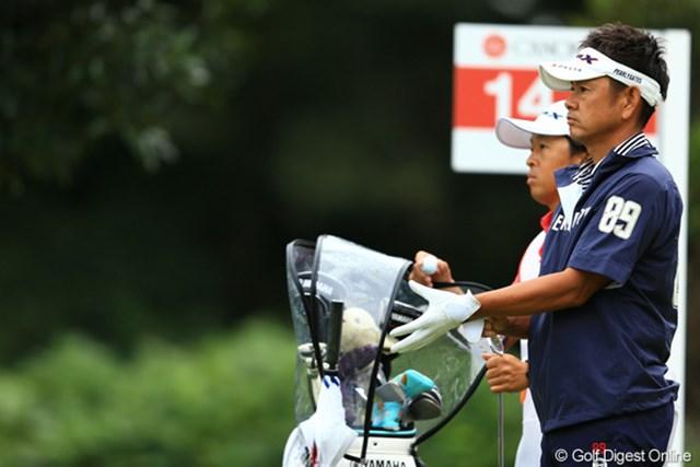 残念ながら今日は藤田さんの日じゃなかったのかなぁ。来週の日本オープンに期待ですね。