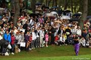 2012年 キヤノンオープン 最終日 池田勇太