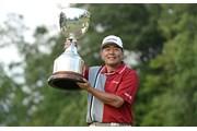 2012年 日本プロゴルフシニア選手権大会 最終日 室田淳