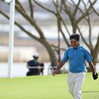 """""""沖縄""""""""風""""""""プロ""""といえば、やっぱりこの人をイメージするね。 2012年 日本オープンゴルフ選手権競技 事前 友利勝良"""