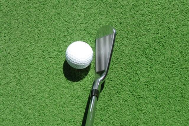 新製品レポート 本間ゴルフ BERES PRO II アイアン NO.2 これぞアスリートモデルといったシャープな顔。匠の技が垣間みえる