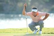 2012年 日本オープンゴルフ選手権競技 初日 ハン・リー