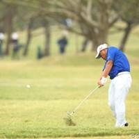 やっぱ普段から球が低い小田プロ…上位にきたね。 2012年 日本オープンゴルフ選手権競技 2日目 小田孔明