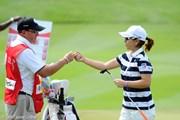 2012年 サイム・ダービー LPGA マレーシア 2日目 宮里美香