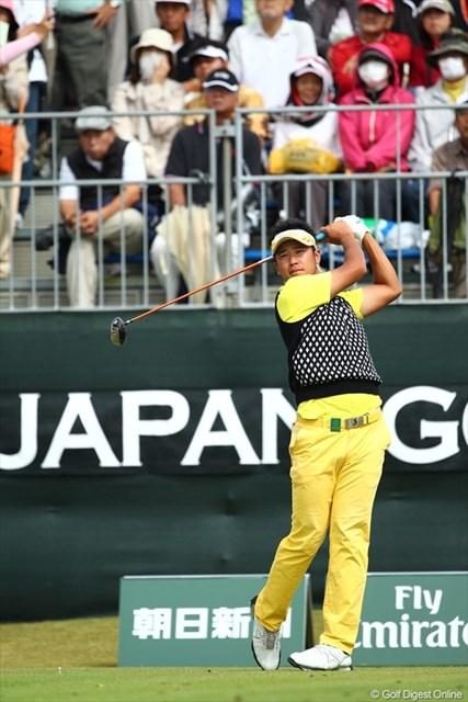 2010年以来のローアマ獲得を目指す松山英樹