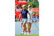 2012年 サイム・ダービー LPGA マレーシア 最終日 宮里藍、ポーラ・クリーマー