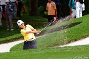 2012年 サイム・ダービー LPGA マレーシア 最終日 カリー・ウェブ