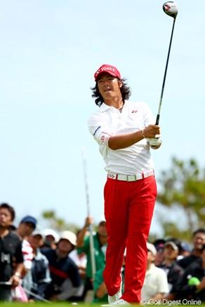 石川遼、フェアウェイキープに苦しみ35位タイで終戦