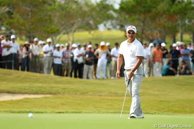 2012年 日本オープンゴルフ選手権競技 最終日 宮里優作 やっぱダメなのか?大事な最終日。。。