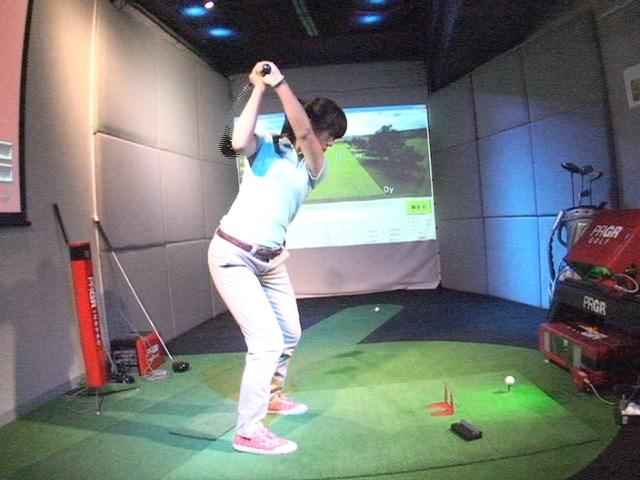 ゴルフ部Sさん 1-1