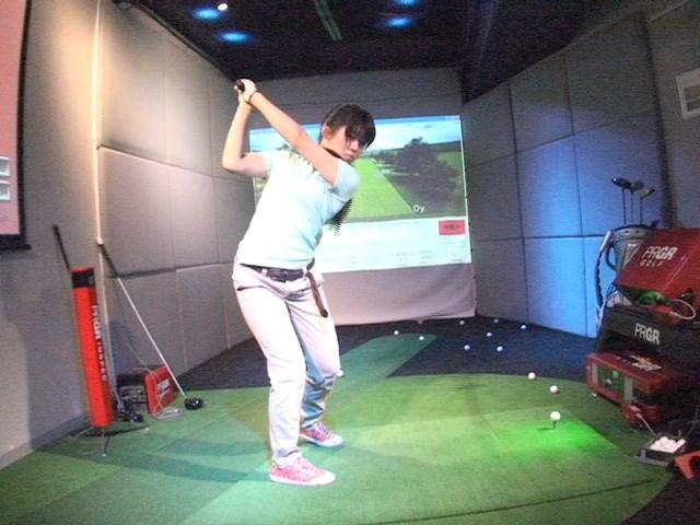 ゴルフ部Sさん 1-2