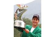 2002年 つるやオープンゴルフトーナメント 最終日 ディーン・ウィルソン