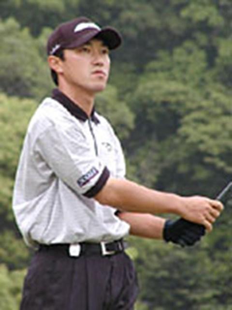 2002年 フジサンケイクラシック 最終日 佐藤信人 2年ぶりツアー7勝目の佐藤信人