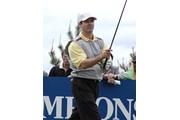2002年 日本プロゴルフ選手権大会 初日 リチャード・バックウェル