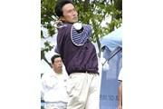 2002年 日本プロゴルフ選手権大会 初日 佐藤英之
