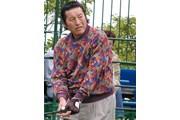 2002年 日本プロゴルフ選手権大会 2日目 尾崎将司