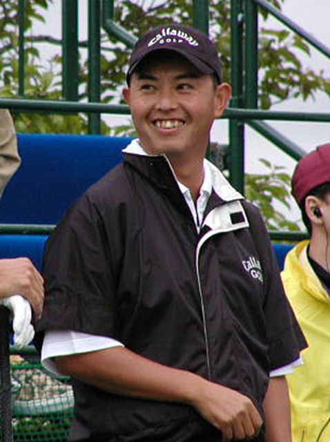 2002年 日本プロゴルフ選手権大会 2日目 谷口徹 好調の谷口徹