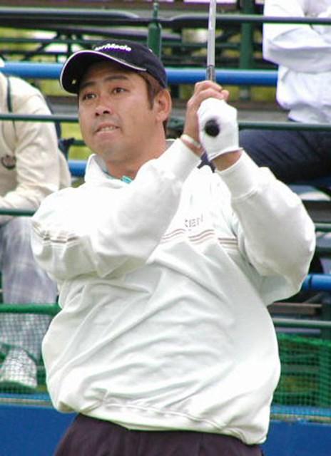 2002年 日本プロゴルフ選手権大会 2日目 小山内護 飛ばし屋の小山内護