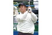 2002年 日本プロゴルフ選手権大会 2日目 小山内護