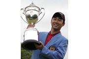 2002年 日本プロゴルフ選手権大会 最終日 久保谷健一