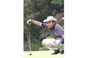 2002年 日本プロゴルフ選手権大会 最終日 片山晋呉